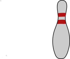 photograph relating to Bowling Pin Printable titled 60+ Bowling Pin Clipart ClipartLook