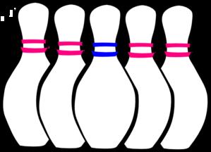 Bowling Pin Clip Art-bowling pin clip art-5