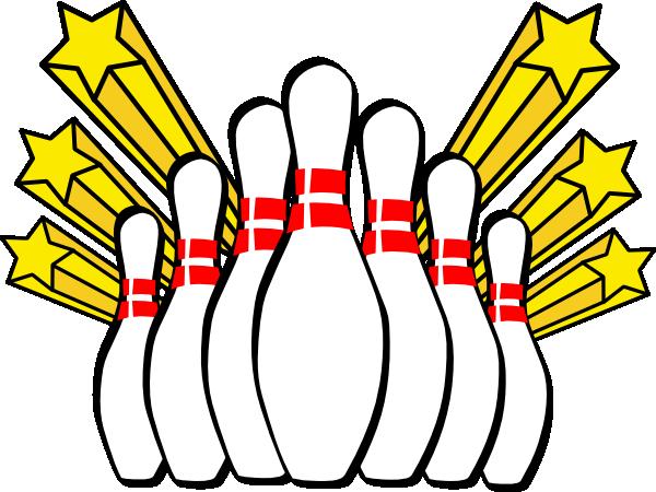 Bowling Pins Clip Art At Clker Com Vecto-Bowling Pins Clip Art At Clker Com Vector Clip Art Online Royalty-13