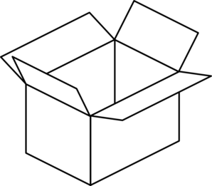 box clipart-box clipart-18