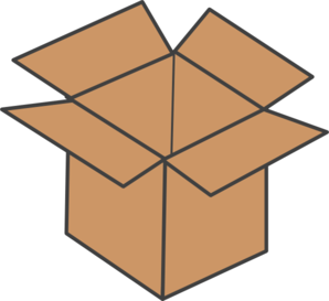 box clipart-box clipart-7
