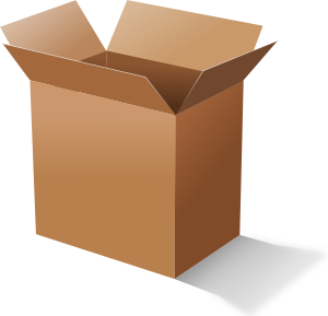 box clipart-box clipart-8