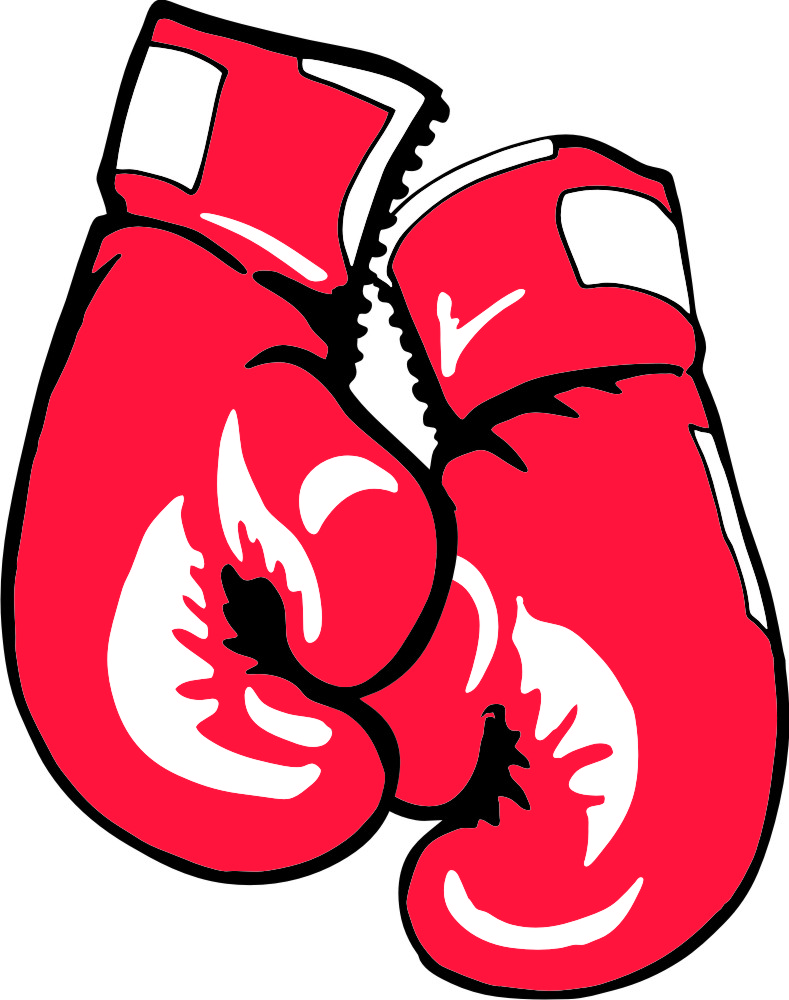 Boxing Clip Art-Boxing Clip Art-6