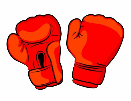 Boxing gloves clip art Free vector for free download (about 2 files).