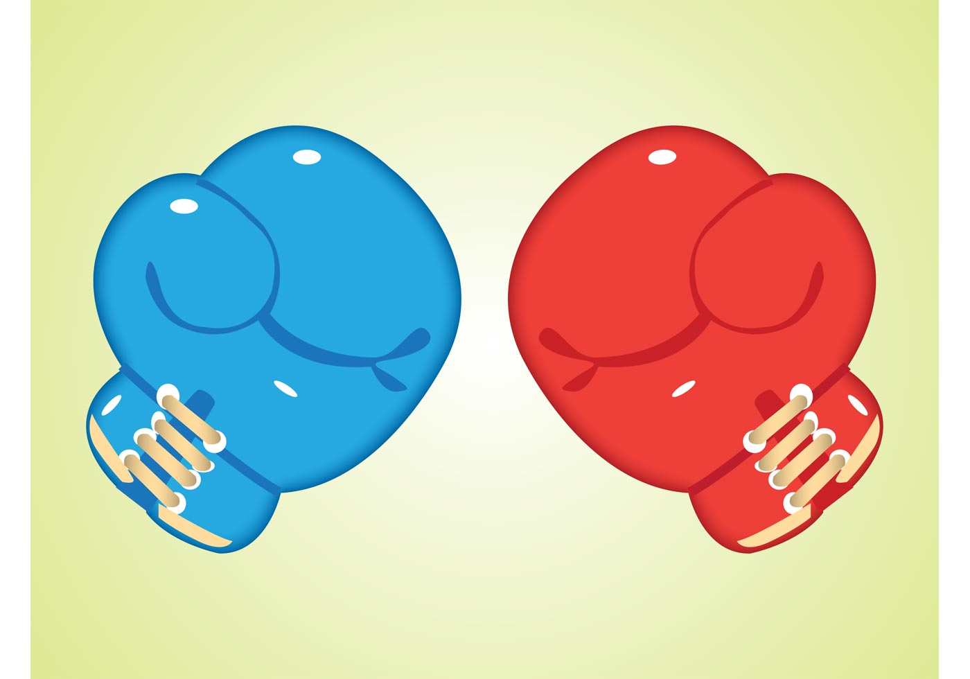 ... Boxing Gloves Icons ...