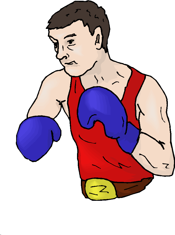 Boxing Style Free Clipart Fre - Boxing Clip Art
