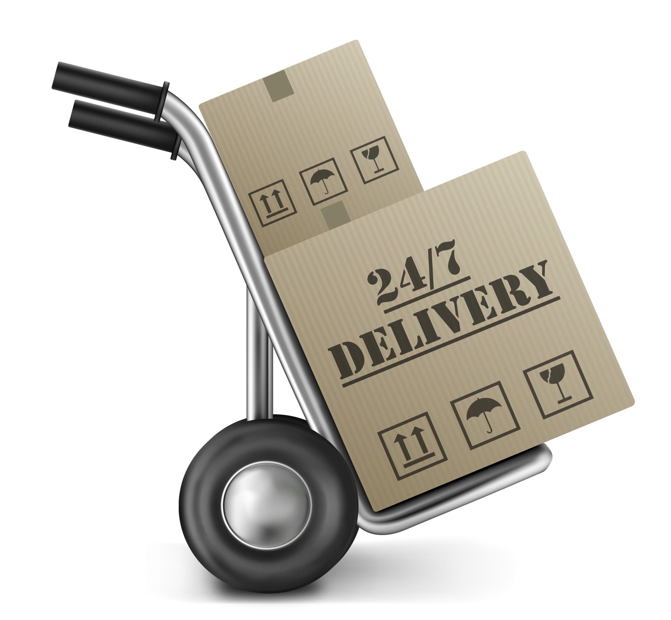 Boxshop Delivery Free Images At Clker Com Vector Clip Art Online