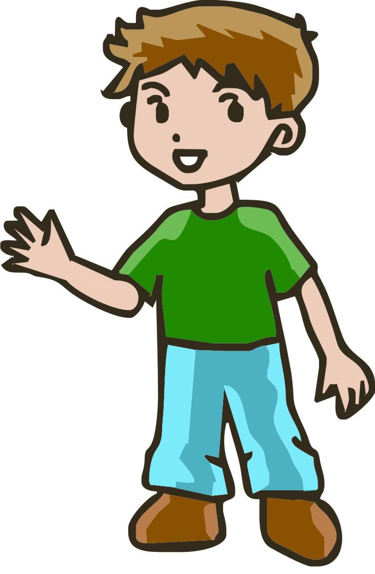 Boy Clip Art - Clipart Of Boy