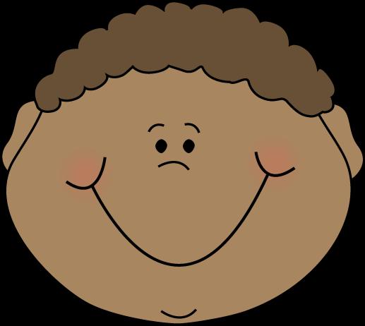boy face clipart