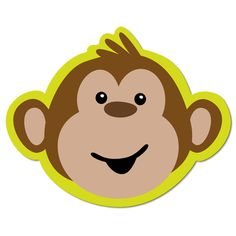 boy monkey clip art