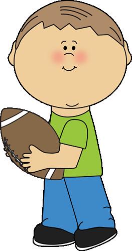 Boy Carrying A Football-Boy Carrying a Football-4