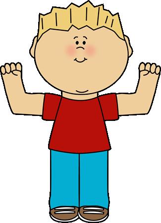 Boy Flexing-Boy Flexing-1