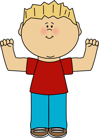 Cute Kid Clipart