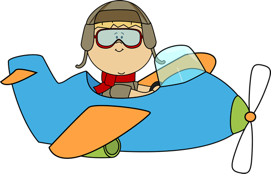 Boy Flying An Airplane-Boy Flying an Airplane-9