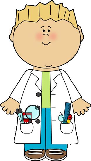 Clip Art Scientist