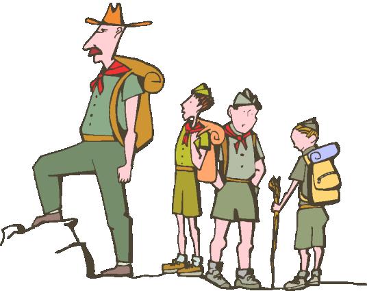 Boy scout boys scout clip art clipartall 4
