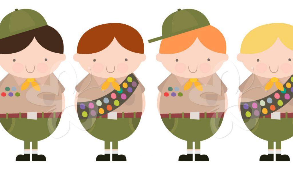 boy scout clip art boy scouts .