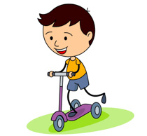 Boy Scout Leader In Unifrom Clipart Size: 77 Kb
