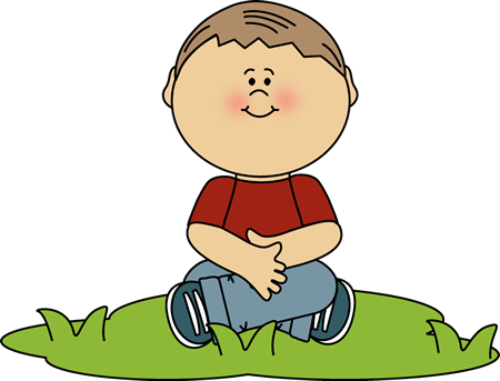 Sitting Clipart
