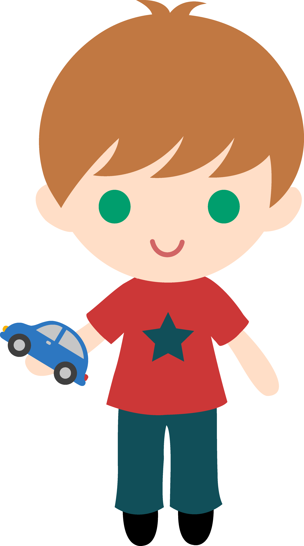 Boy With Toy Car Clip Art-Boy With Toy Car Clip Art-3