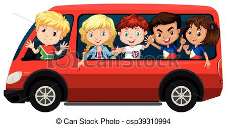 Carpool Clipart
