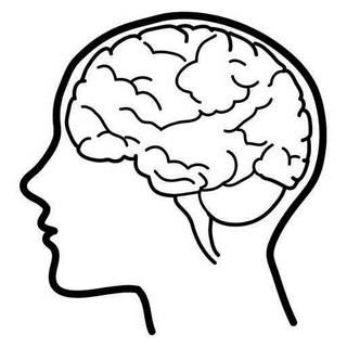 Brain clipart 6