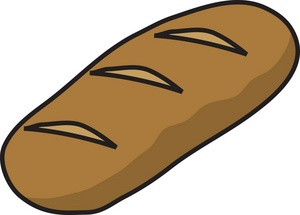 Bread Clipart Image Loaf Of Bread