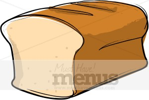 Bread Loaf Clipart-Bread Loaf Clipart-4