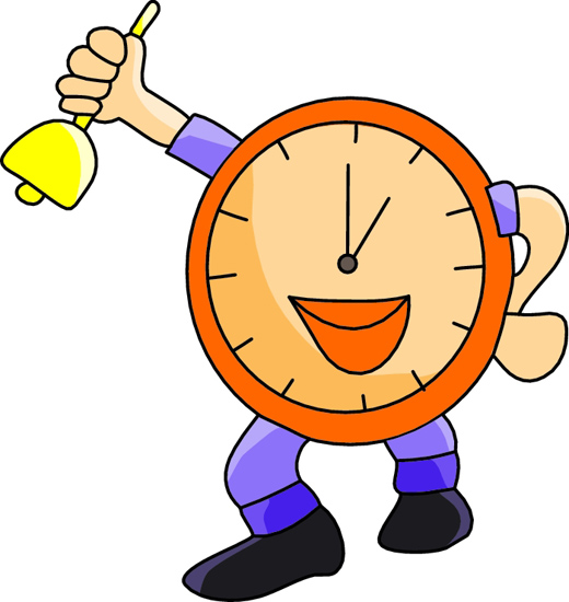 Break Time Clocks Clipart Cliparthut Free Clipart