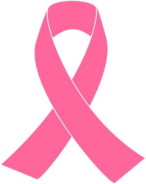 Breast Cancer Ribbon Coloring Sheet Clip-Breast cancer ribbon coloring sheet clipart-5