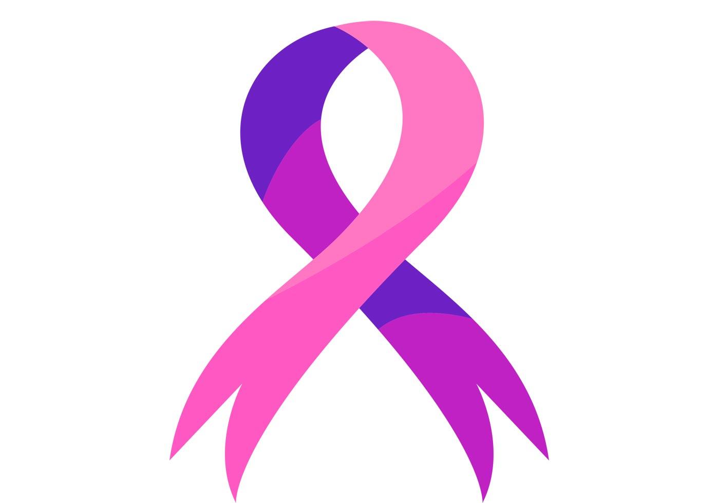 ... Breast Cancer Ribbon Vector ...-... Breast Cancer Ribbon Vector ...-7