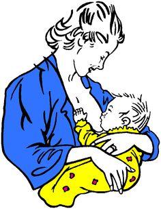 breastfeeding clip art