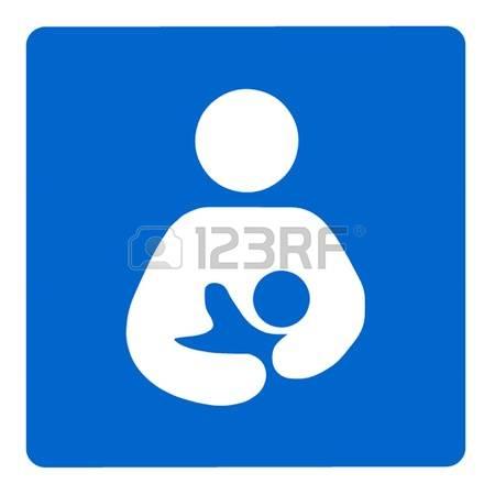breastfeeding: International Breastfeeding Symbol