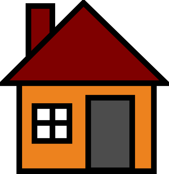 brick house clipart