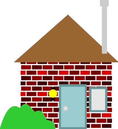 Brick House Clipart Rick House Clipart Clipart