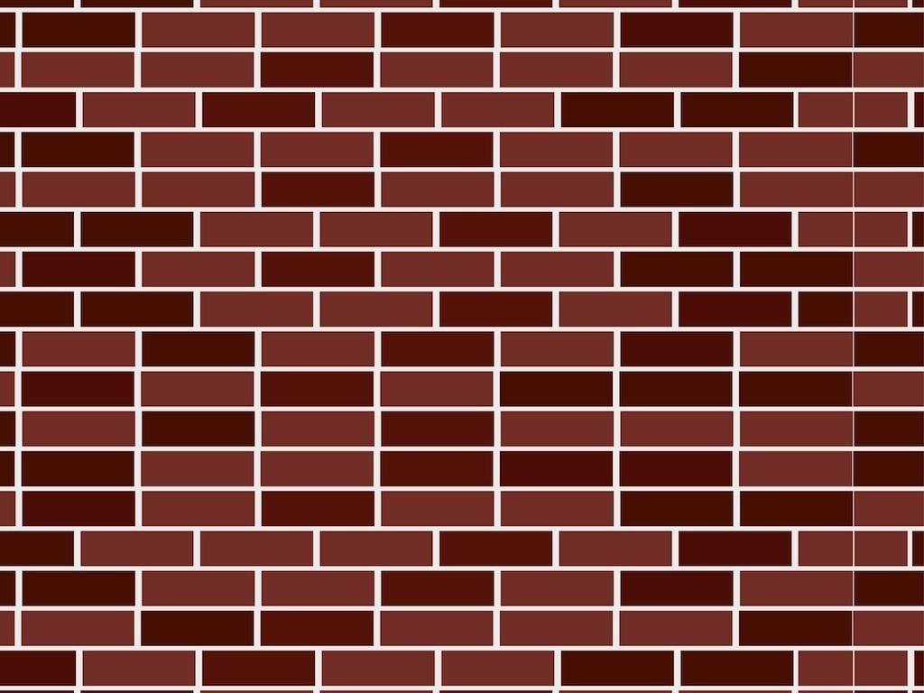 Brick Wall Clipart - .-Brick Wall Clipart - .-3