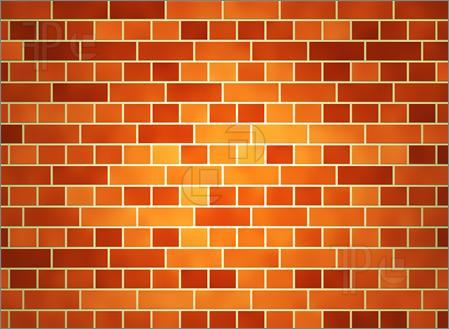 Brick Wall Clipart - .-Brick Wall Clipart - .-4