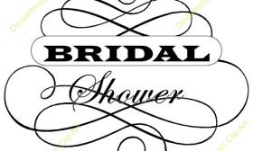 bridal shower clipart for invitations-bridal shower clipart for invitations-0