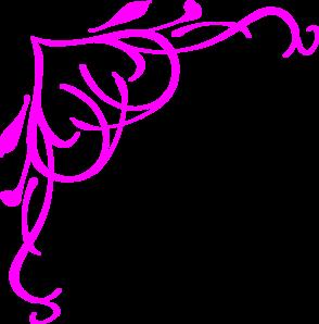 Bridal Shower Rose Swirls