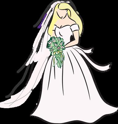 Bridal clipart 3 clip art image for wedd-Bridal clipart 3 clip art image for wedding free image-15