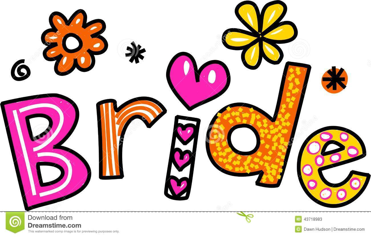 Bridal Shower Clip Art Free .