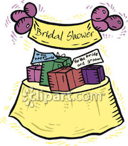 Bridal Shower Gift Table .-Bridal Shower Gift Table .-16