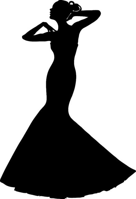 Bride Clip Art u0026middot; Dress Clip Art