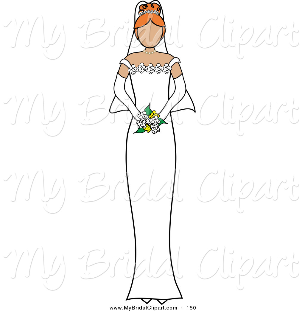 bride clipart-bride clipart-14