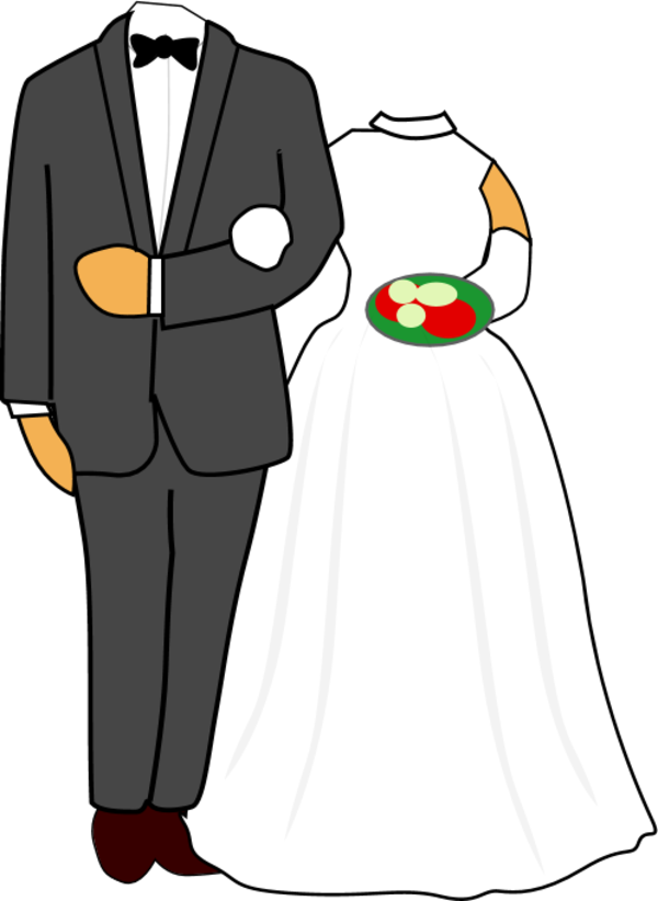 Bride and groom bride images clip art image
