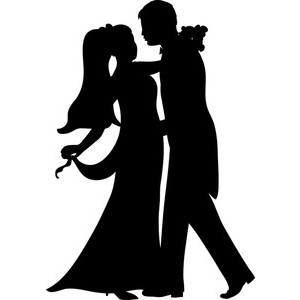 Bride and groom clipart 0 bride and groom clip art free image