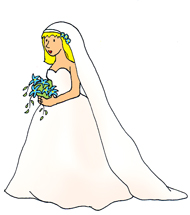 bride clipart-bride clipart-9