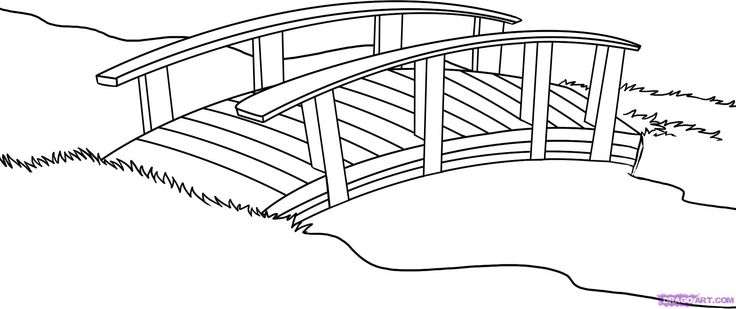 bridge clipart