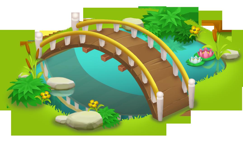 Pond Clipart