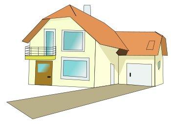 Housing Clipart